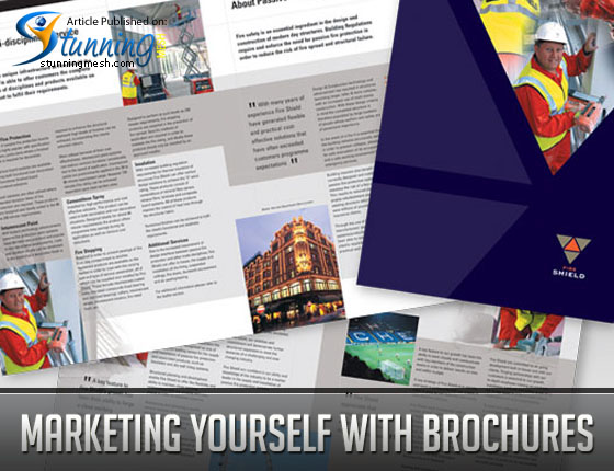 Marketing Yourself with Brochures