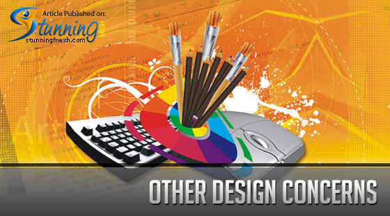Other Design Concerns