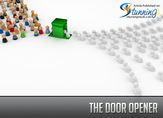 A Door Opener for Google+