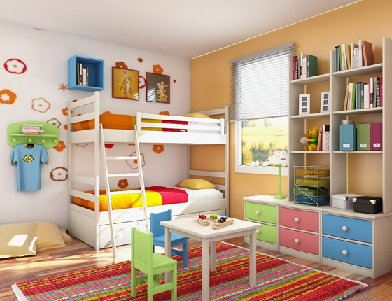 Decorate Kids Room - Additional Items