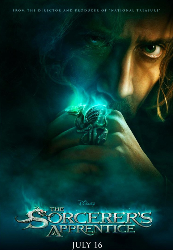 some awesome fantasy movie posters for your inspiration