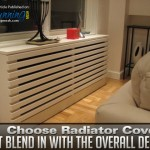 Choose Aesthetically Pleasing Radiator Covers to Improve Your Home Interiors