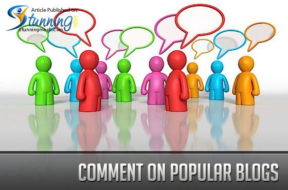 Use forums to promote your blog