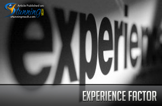 Experience Factor of Design Agency