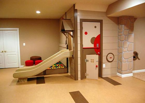 Flooring to Decorate Kids Room