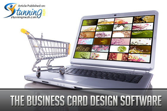 The Business Card Design Software