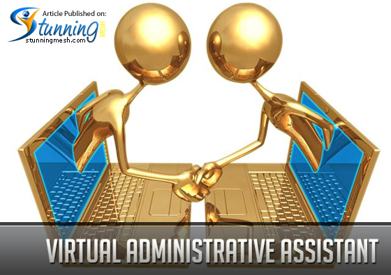 Virtual Administrative Assistant in Business