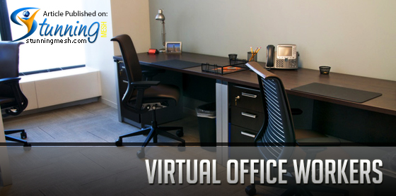 Virtual Office Workers