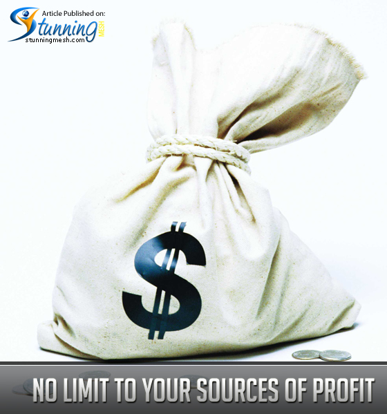 No limit to your sources of profit - Starting An Online Business