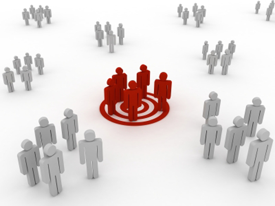 Social Media Easy Access to The Target Demographics