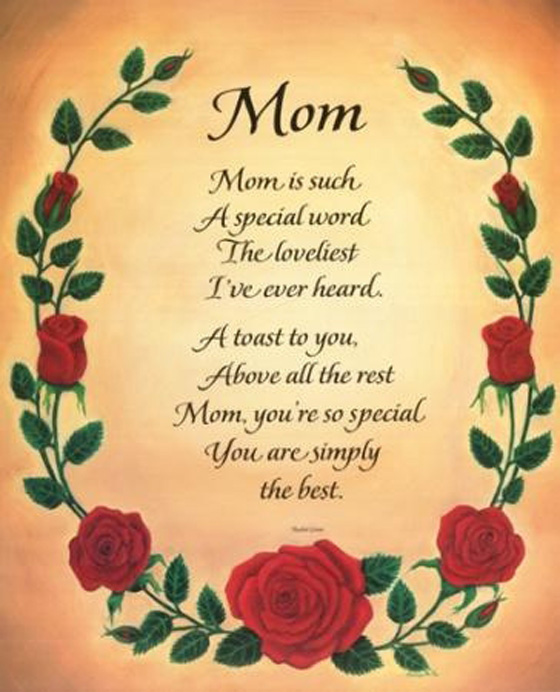 Mothers Day Express The Feelings Through Poems And Pictures
