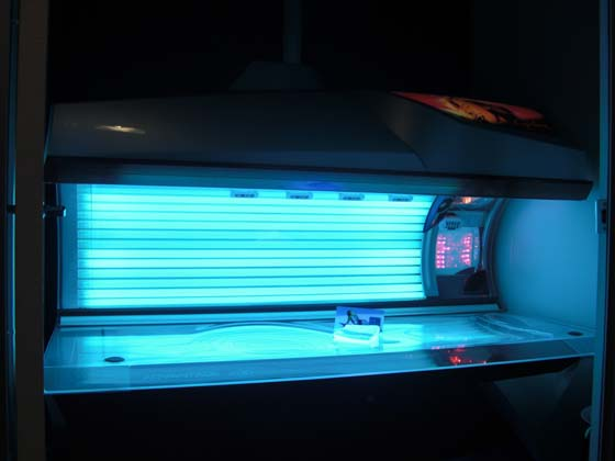How Will a Home Tanning Bed Benefit Me