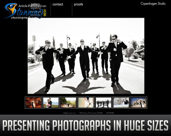 Web Design Essentials - Presenting Photographs in Huge Sizes