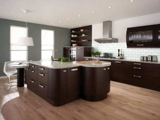 Upscale Home - Kitchens