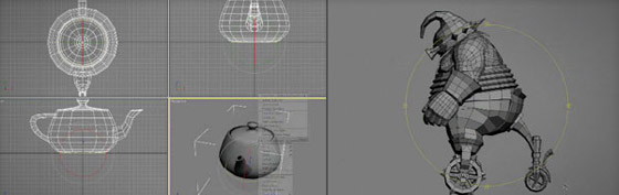 Useful and Creative 3D MAX Tutorialsrials