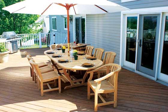 Guarding your patio furniture