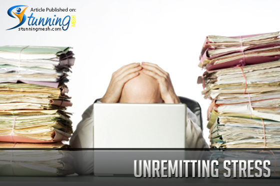 Unremitting Stress - Design Business