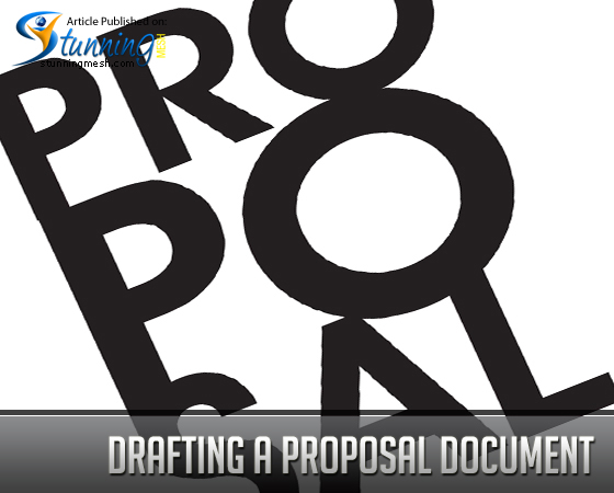 Freelance Design Business - Drafting a Proposal Document