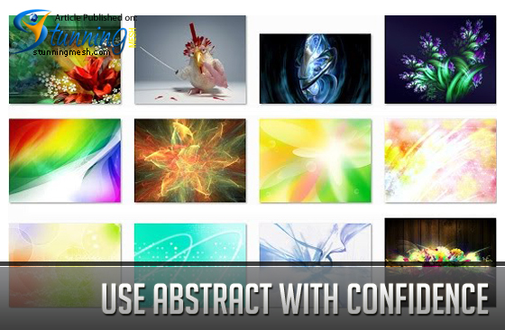 Use Abstract with Confidence