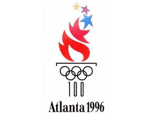 Atlanta Olympic 1996 Logo Stunning Mesh