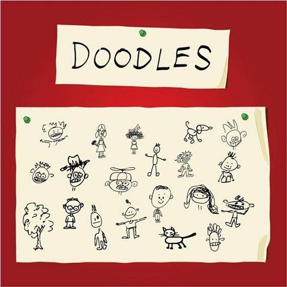 Children Art Doodles