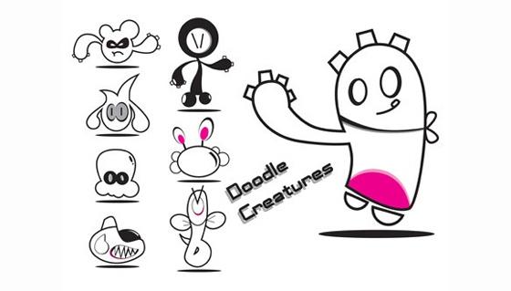 Doodle Creature