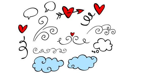 Free Fector Doodles