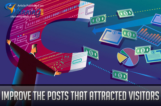 Improve the Posts That Attracted Visitors
