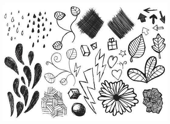 Vector Sketches