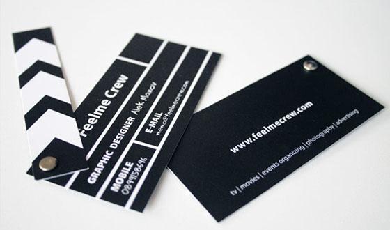 Business Card Designs- Cut
