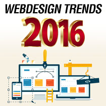 6 Web Design Trends for 2016