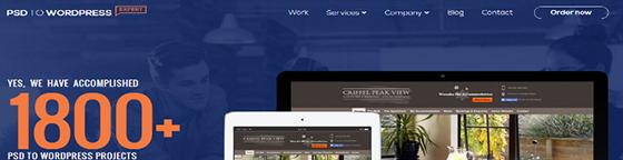 PSDtoWordPressExpert - Web Development Companies