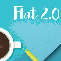 15 Killer Flat 2.0 Websites to inspire you