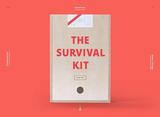 Agency Survival Kit