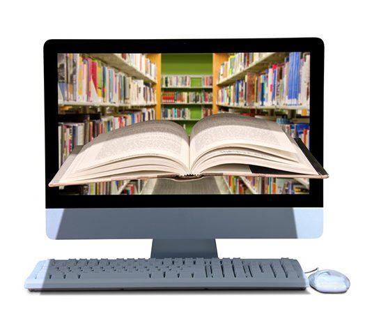 Электронная библиотека - информационная система