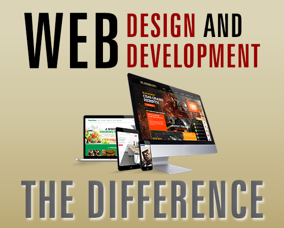 The Basics Difference between Web Design and Web Development