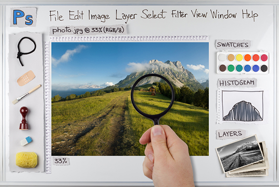 Don't Skip the First Lesson - Secret to Photoshop