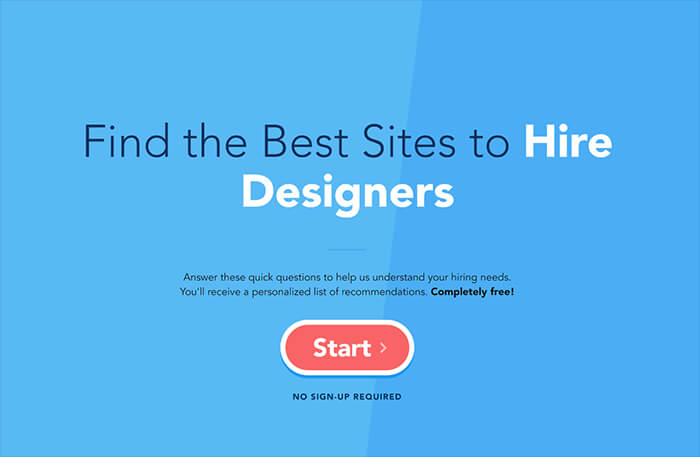 The Top 11 Sites to Hire the Right Designer in 2021