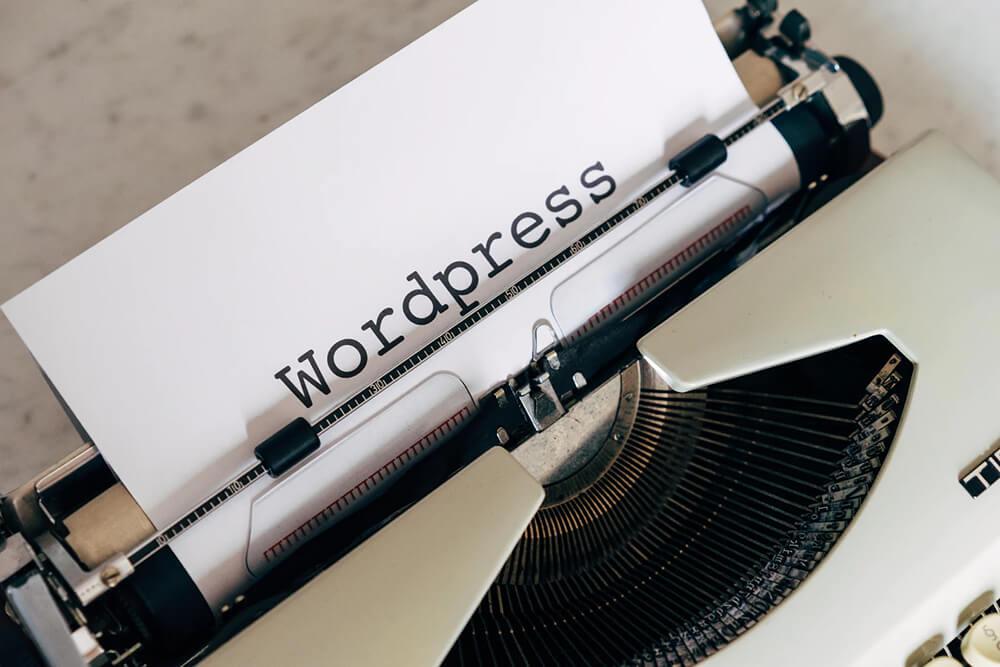 Custom Themes - WordPress by Typewriter