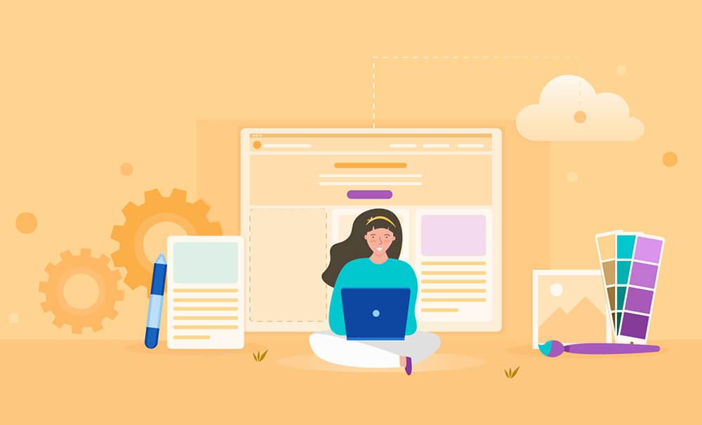 Make your Website