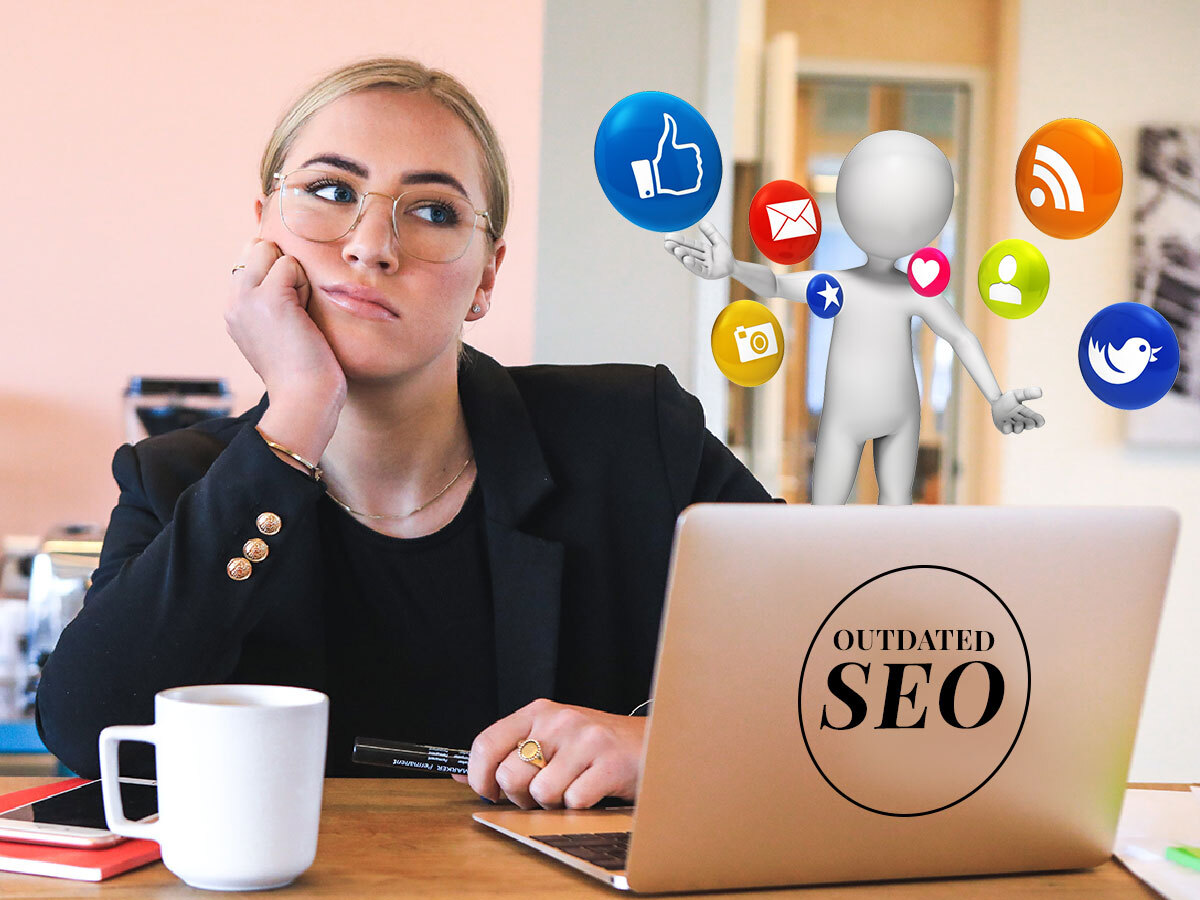 outdated seo practices with tips and tricks