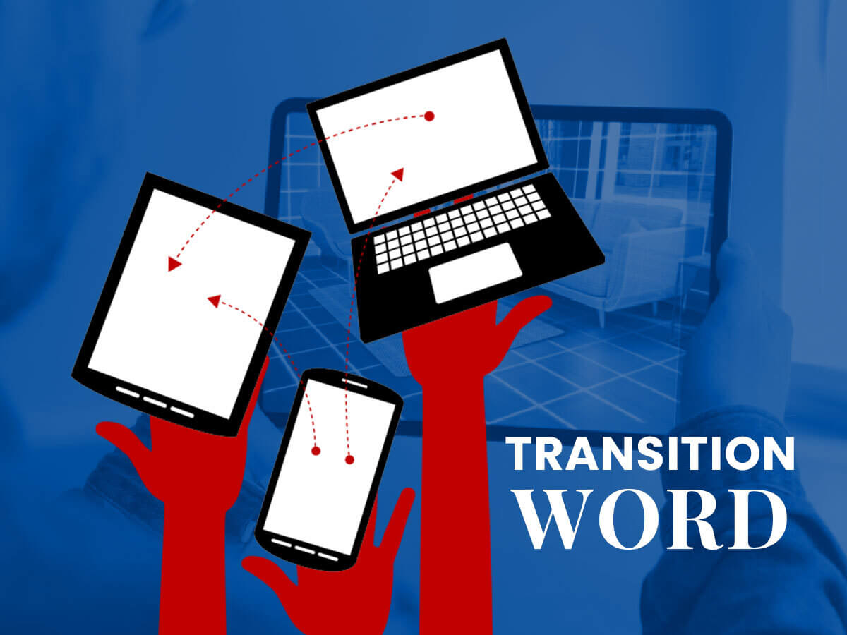 Transition Words For SEO Content