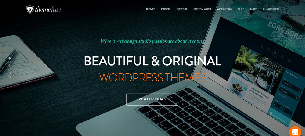 3 Premium WordPress Themes for Free From ThemeFuse