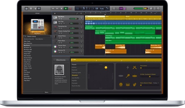 Garageband (MAC Users Only)