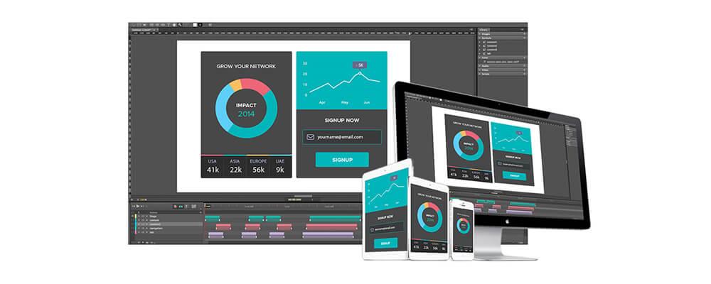 Adobe Edge Tools for Web Designing