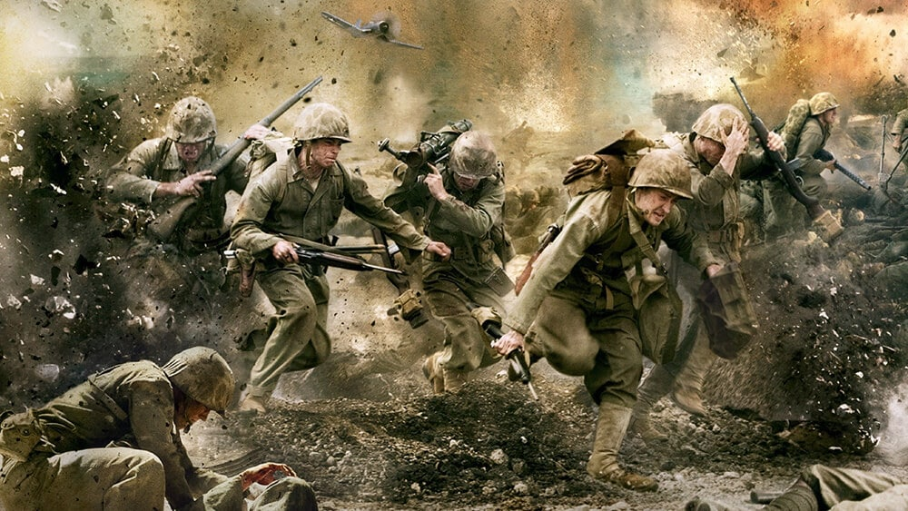 Awesome War and Battlefield Paintings, Mind-Blowing Work