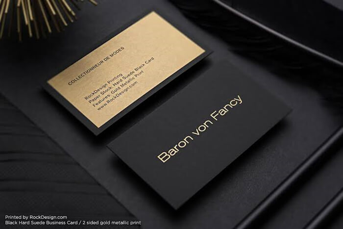 Business Card Design Outstanding