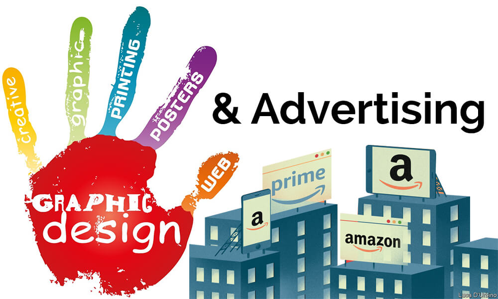 Difference Between Graphic Design and Advertising