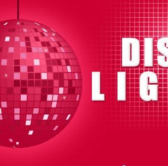 Disco Lights in Adobe Illustrator