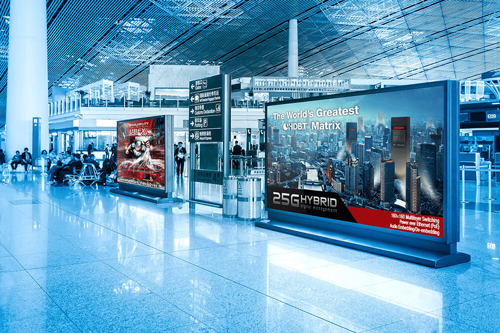 Download Digital Signage Design Themes & Templates